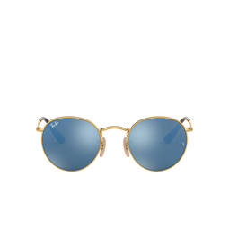 Ray-Ban® Sunglasses: Round Metal RB3447N color Arista 001/9O.
