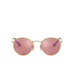Ray-Ban® Sunglasses: Round Metal RB3447N color Arista 001/Z2.