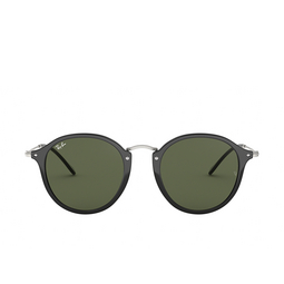 Ray-Ban® Round Sunglasses: Round RB2447 color Black 901.