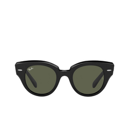 Ray-Ban® Sunglasses: Roundabout RB2192 color Black 901/31.