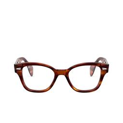 Ray-Ban® Eyeglasses: RX0880 color Striped Havana 2144.