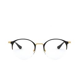 Ray-Ban® Eyeglasses: RX3578V color Gold Top Shiny Black 2890.