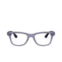 Ray-Ban® Eyeglasses: RX4640V color Transparent Blue 5995.