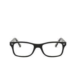 Ray-Ban® Eyeglasses: RX5228 color Top Black / Dark Brown / Yellow 5912.
