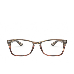 Ray-Ban® Eyeglasses: RX5228M color Grey Gradient Brown 5837.