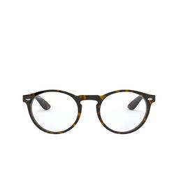 Ray-Ban® Eyeglasses: RX5283 color Havana On Top Trasp Brown 5989.
