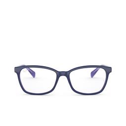 Ray-Ban® Eyeglasses: RX5362 color Top Blue/lt Blue/transp Violet 5776.