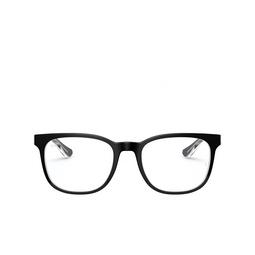 Ray-Ban® Eyeglasses: RX5369 color Top Black On Transparent 2034.