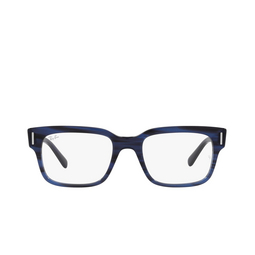 Ray-Ban® Eyeglasses: RX5388 color Striped Blue 8053.