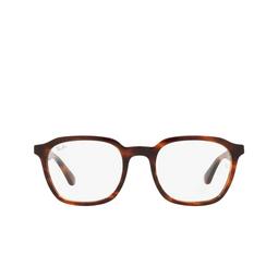 Ray-Ban® Eyeglasses: RX5390 color Striped Havana 2144.