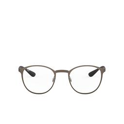 Ray-Ban® Eyeglasses: RX6355 color Matte Gunmetal 2620.