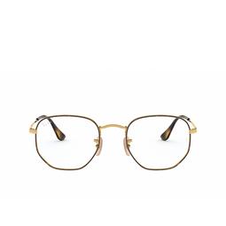 Ray-Ban® Eyeglasses: RX6448 color Top Havana On Gold 2945.