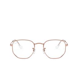 Ray-Ban® Eyeglasses: RX6448 color Rose Gold 3094.