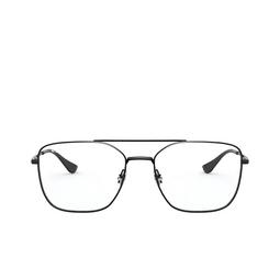 Ray-Ban® Eyeglasses: RX6450 color Black 2509.