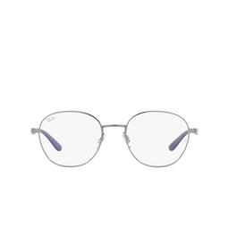 Ray-Ban® Eyeglasses: RX6461 color Gunmetal 2502.