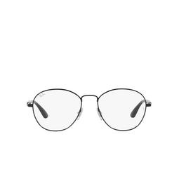 Ray-Ban® Eyeglasses: RX6470 color Black 2509.