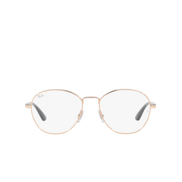 Ray-Ban® Eyeglasses: RX6470 color Rose Gold 3094.