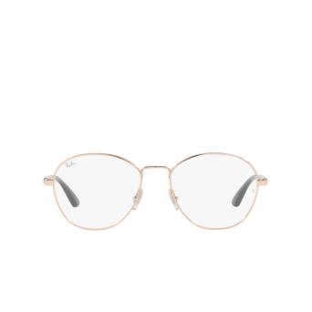 Ray-Ban® Irregular Eyeglasses: RX6470 color Rose Gold 3094.