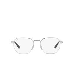 Ray-Ban® Eyeglasses: RX6471 color Silver 2501.