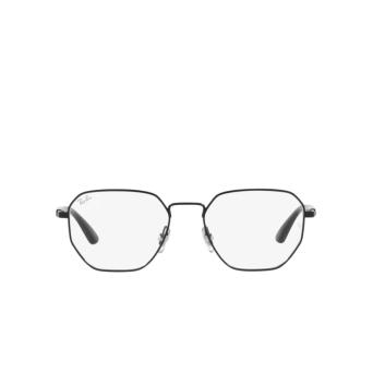 Ray-Ban® Irregular Eyeglasses: RX6471 color Black 2509.