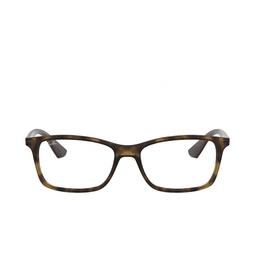 Ray-Ban® Eyeglasses: RX7047 color Matte Havana 5573.
