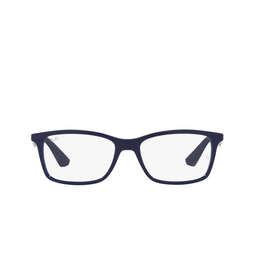 Ray-Ban® Eyeglasses: RX7047 color Blue 8100.