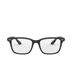 Ray-Ban® Eyeglasses: RX7144 color Sand Black 5204.