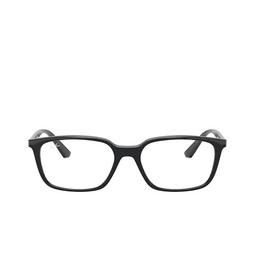 Ray-Ban® Eyeglasses: RX7176 color Black 2000.
