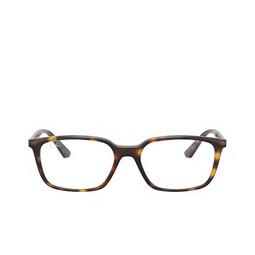 Ray-Ban® Eyeglasses: RX7176 color Havana 2012.
