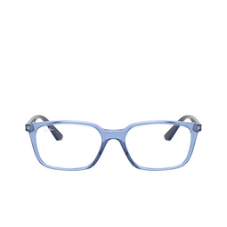 Ray-Ban® Eyeglasses: RX7176 color Transparent Blue 5941.