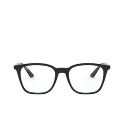 Ray-Ban® Eyeglasses: RX7177 color Black 2000.