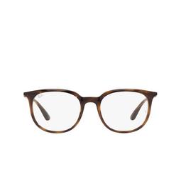 Ray-Ban® Eyeglasses: RX7190 color Havana 2012.
