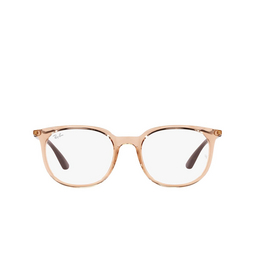 Ray-Ban® Eyeglasses: RX7190 color Light Brown 5940.