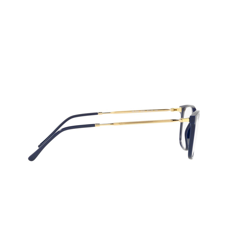 Ray-Ban® Square Eyeglasses: RX7244 color Blue 8100.