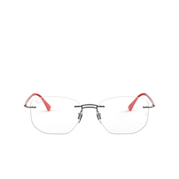 Ray-Ban® Eyeglasses: RX8757 color Gunmetal 1192.