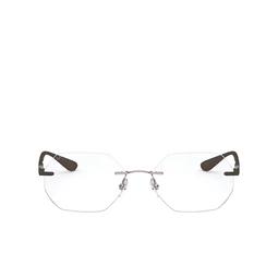 Ray-Ban® Eyeglasses: RX8765 color Light Brown 1131.