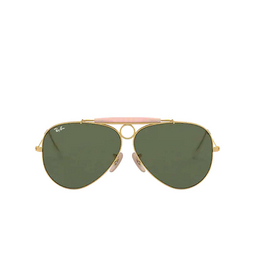 Ray-Ban® Sunglasses: Shooter RB3138 color Arista 001.