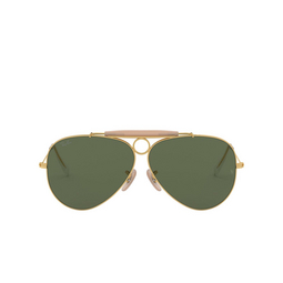 Ray-Ban® Sunglasses: Shooter RB3138 color Arista W3401.