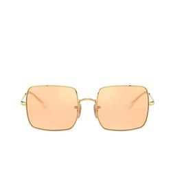Ray-Ban® Square Sunglasses: Square RB1971 color Arista 001/B4.