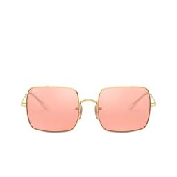 Ray-Ban® Square Sunglasses: Square RB1971 color Arista 001/3E.