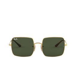 Ray-Ban® Square Sunglasses: Square RB1971 color Gold 914731.