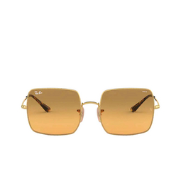 Ray-Ban® Square Sunglasses: Square RB1971 color Arista 9150AC.
