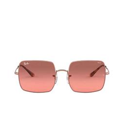 Ray-Ban® Square Sunglasses: Square RB1971 color Copper 9151AA.