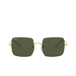 Ray-Ban® Square Sunglasses: Square RB1971 color Legend Gold 919631.