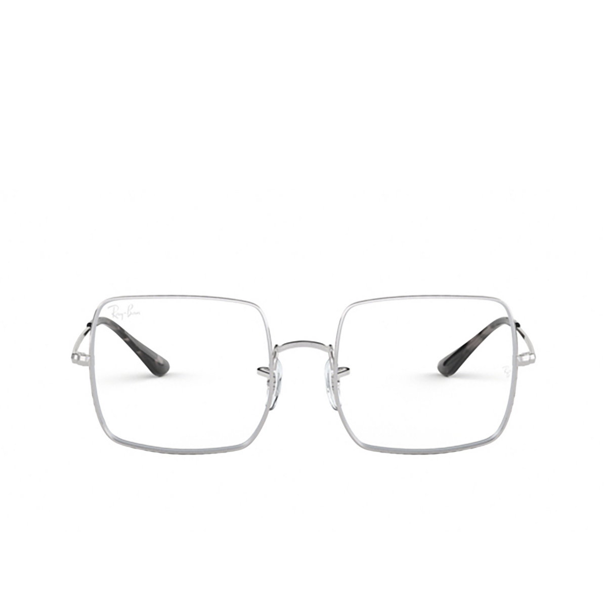 Ray-Ban® Eyeglasses: Square RX1971V color Silver 2501 - front view.