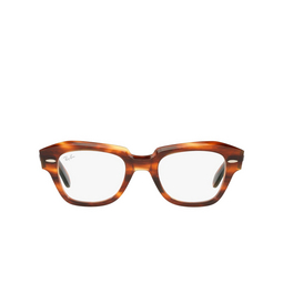 Ray-Ban® Eyeglasses: State Street RX5486 color Striped Havana 2144.