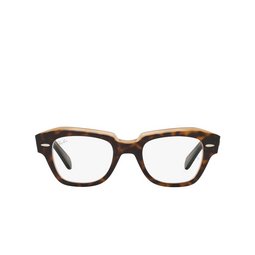 Ray-Ban® Eyeglasses: State Street RX5486 color Havana On Transparent Brown 5989.
