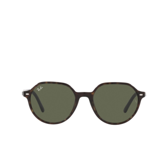 Ray-Ban® Irregular Sunglasses: Thalia RB2195 color Havana 902/31.
