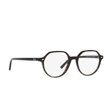 Ray-Ban® Irregular Eyeglasses: Thalia RX5395 color Havana 2012.