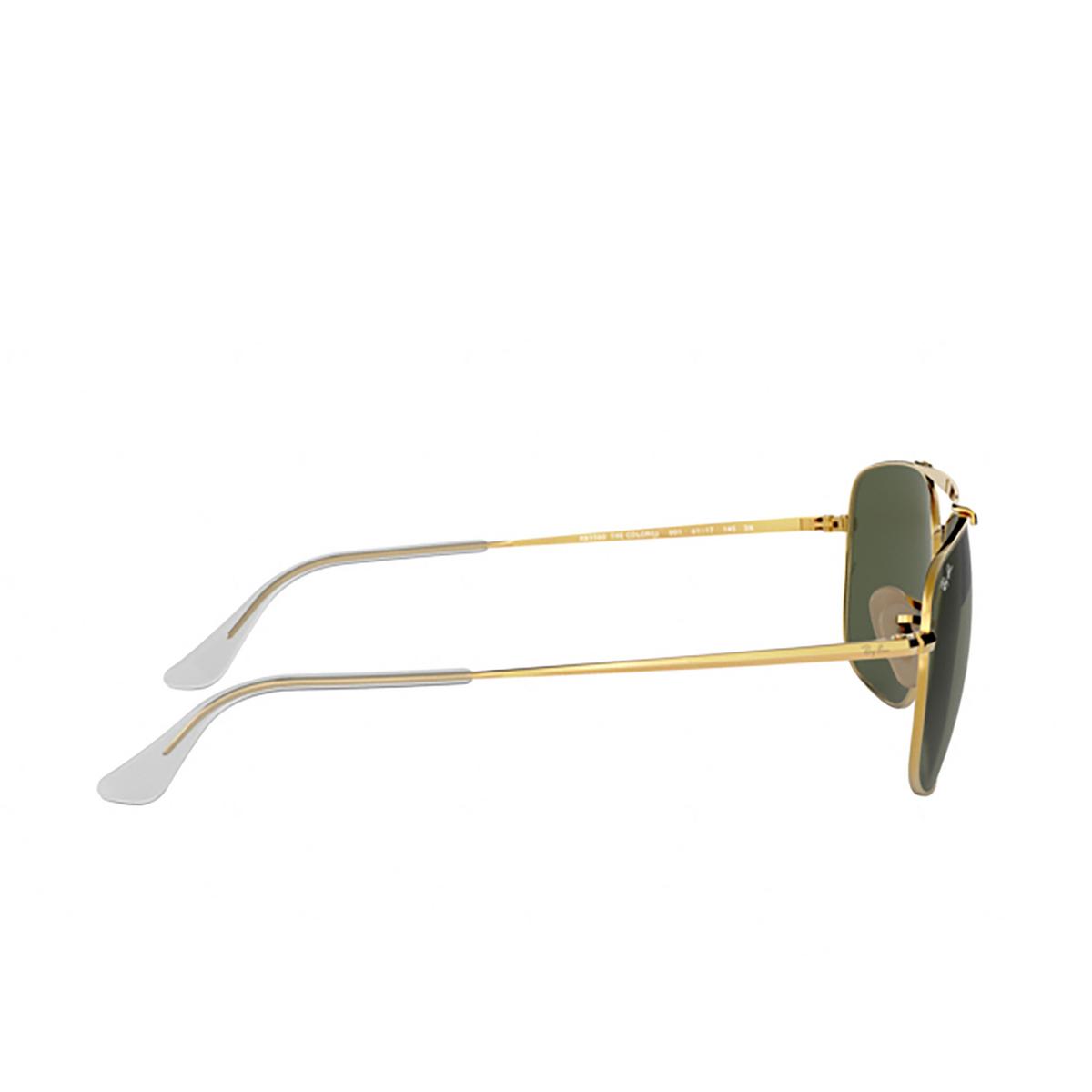 Ray-Ban® Square Sunglasses: The Colonel RB3560 color Arista 001 - 3/3.